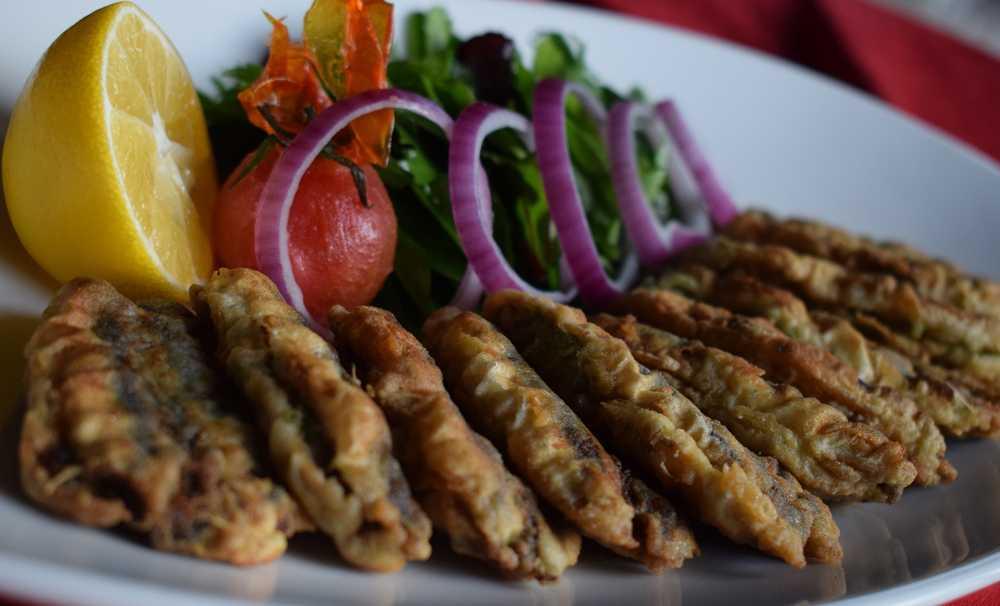 Zaxi Restoran'da Hamsi Günleri Başlıyor
