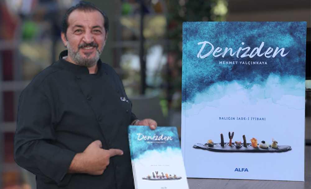 Masterchef Mehmet Yalçınkaya'nın 35 yıllık kariyeri DENİZDEN çıktı