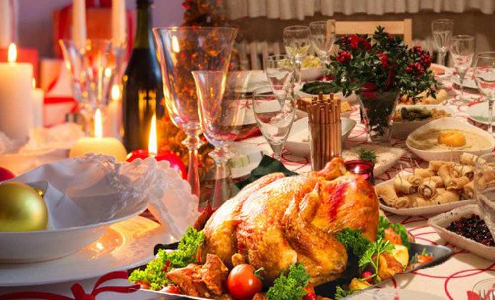 Yılbaşı Günü İştahınızı Akşam Yemeğine Saklamayın!