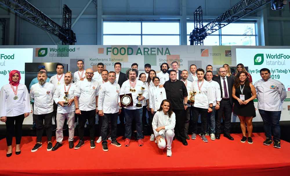 Türkiye Şefin En İyi Tabağı Yarışması Yeni Kategorilerle Büyüyor