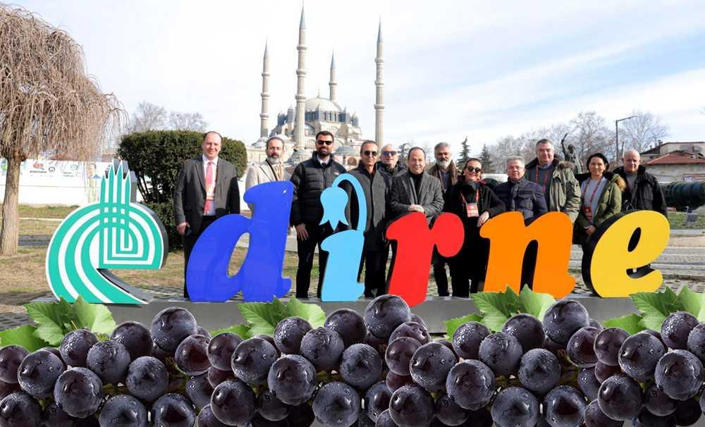 TÜRKİYE'NİN YENİ GASTRONOMİ ROTASI TRAKYA