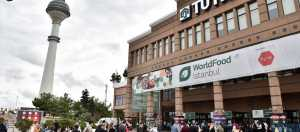 WorldFood İstanbul 22.800 ziyaretçiyi ağırladı
