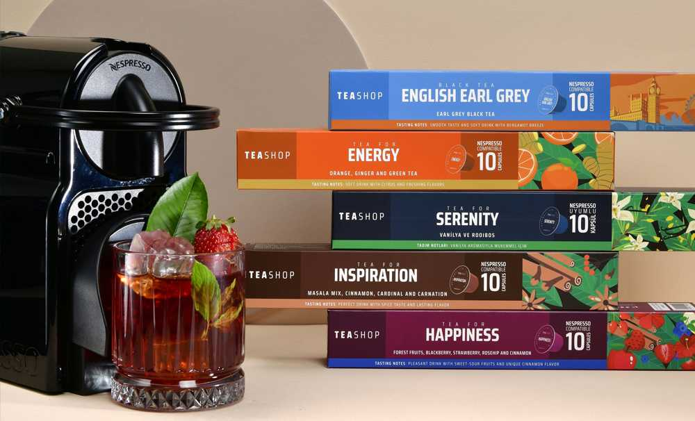 Çayda kapsül devrimi yaşanıyor!