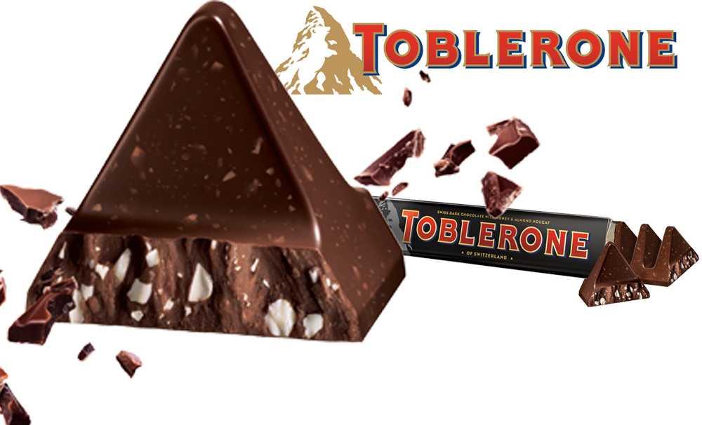 Hem Toblerone Hem Bitter