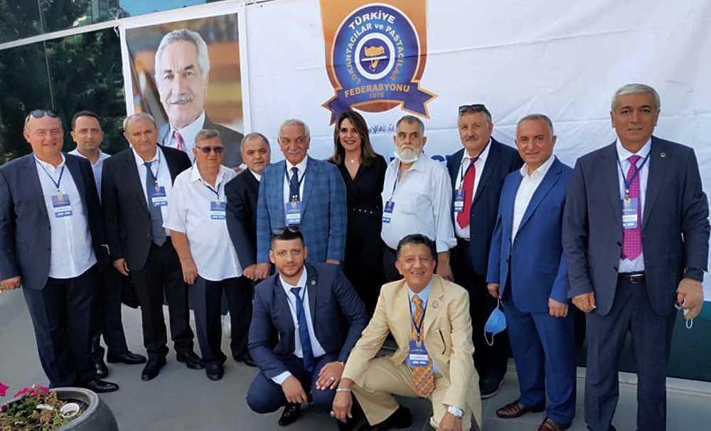 Türkiye Lokantacılar ve Pastacılar Federasyonu Genel Başkanı Sayit Karabağlı oldu