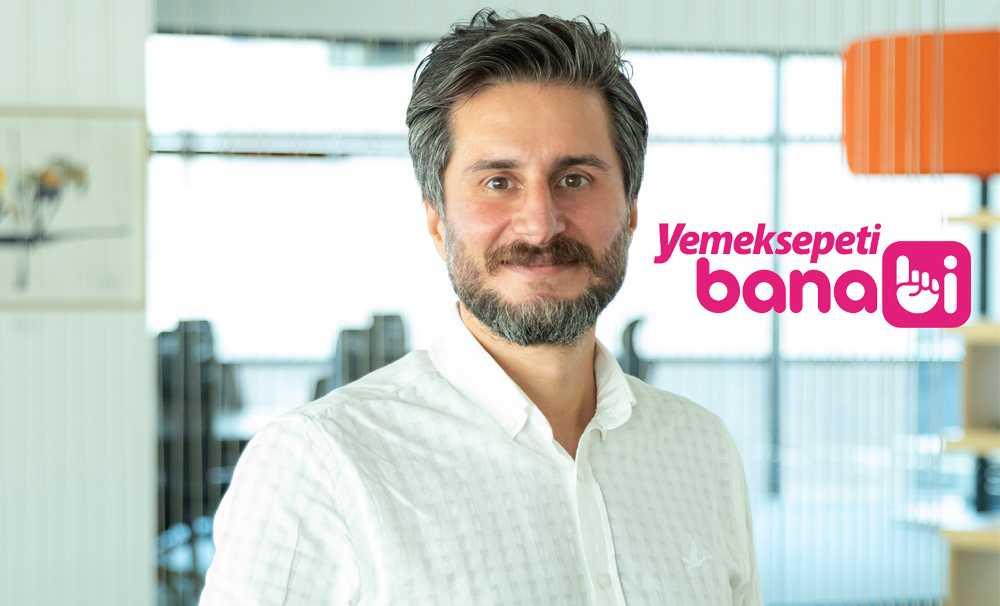 Yemeksepeti Banabi'nin Genel Müdürü Bülent Dölek oldu