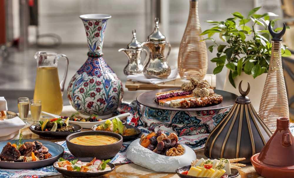 Four Seasons Hotel Bosphorus Ramazan Ruhunu Yaşatıyor