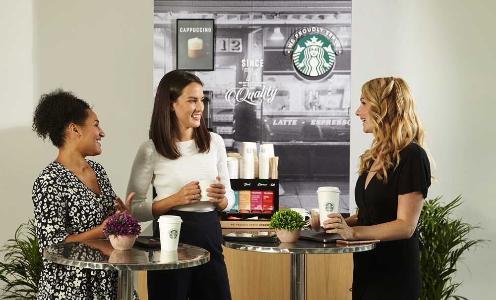 Nestlé ve Starbucks'ın Küresel Kahve İş Birliği Türkiye ile Büyüyor!