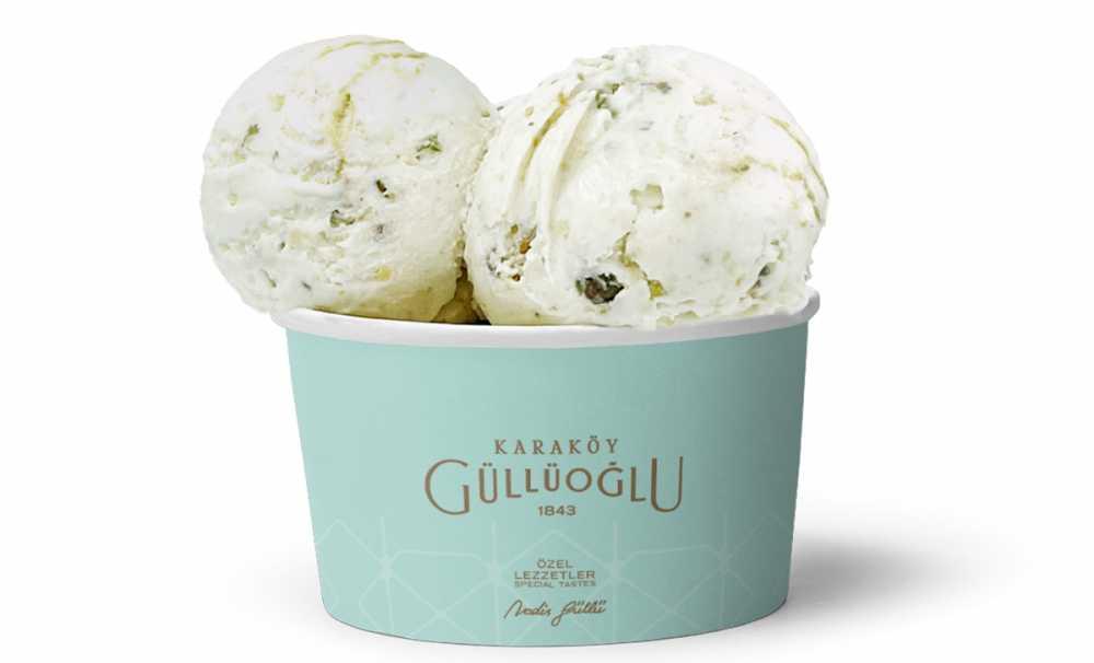 Yaza Özel Lezzet: Baklavalı Dondurma